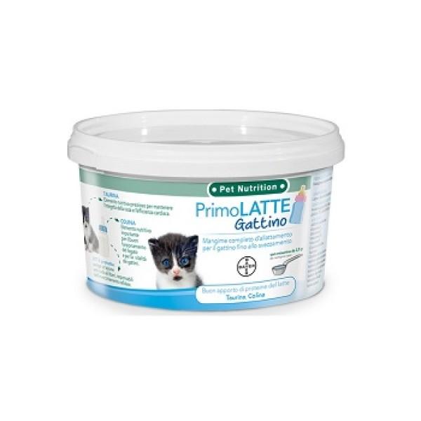 Bayer Pet Primolatte Gattino Latte in Polvere Cuccioli 200 grammi