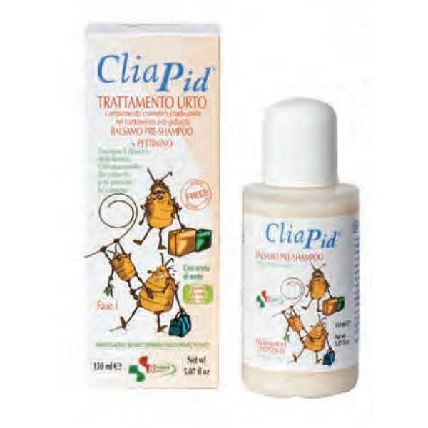 Cliapid Trattamento Intensivo Intensivo Antipidocchi 150 ml