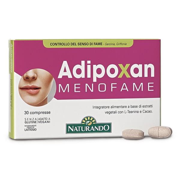 Adipoxan Menofame 30 Compresse - Integratore Alimentare