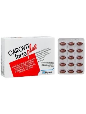 Carovit Forte Plus 30 Capsule - Integratore Alimentare