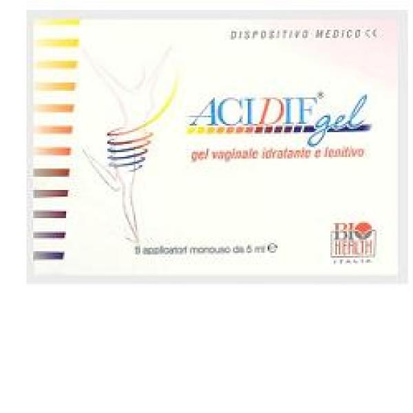 ACIDIF Gel Vag.5 Appl.5ml