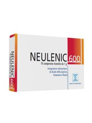 NEULENIC-600 15 Cpr 1g