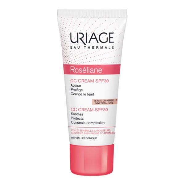 Uriage Roseliane Cold Cream Crema Uniformante Viso SPF 30 40 ml