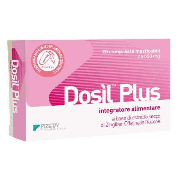 DOSIL Plus 20 Cpr mast.