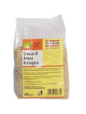 Fior di Loto Crusca di Avena Bio 250 grammi