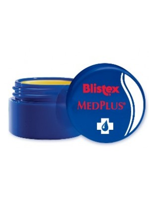 Blistex MedPlus Unguento Idratante Labbra Dannegiate 7 grammi