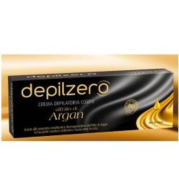 Depilzero Argan Crema Depilatoria Corpo all'Olio di Argan 150 ml