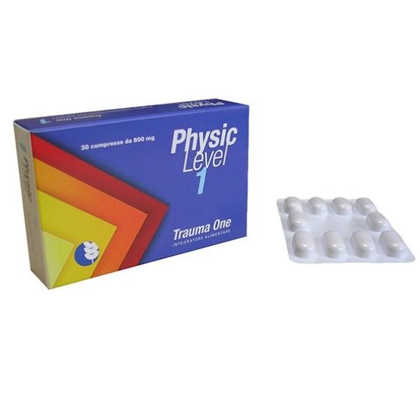Physic Level 1 30 Compresse - Integratore Alimentare