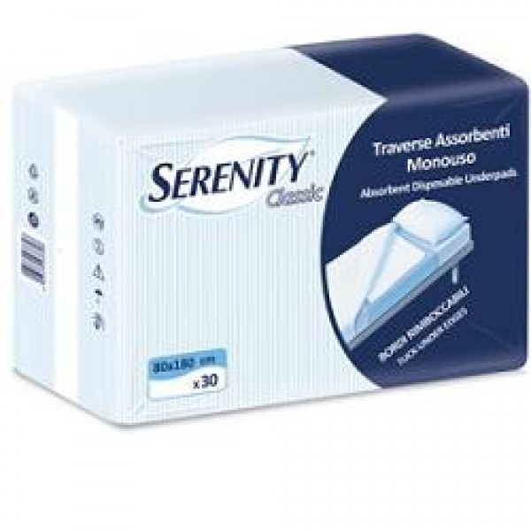 Serenity Traversa Salvamaterasso Classic 80 x 180 cm 15 pezzi