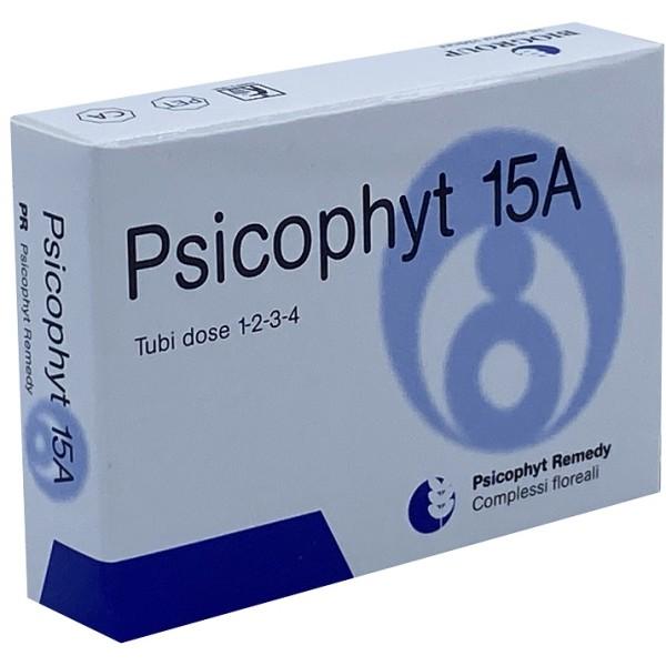 PSICOPHYT REMEDY 15B 4 Tubi Globuli