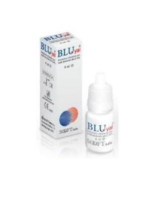Bluyal Soluzione Oftalmica Gocce Oculari 8 ml
