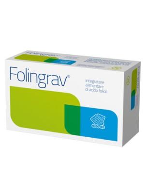 Folingrav 60 Compresse - Integratore Alimentare