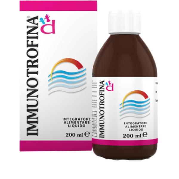 Immunotrofina Liquido 200 ml- Integratore Difese Immunitarie