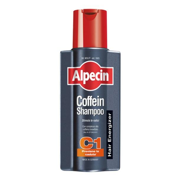 Alpecin Coffein Shampoo C1 Anticaduta 250 ml