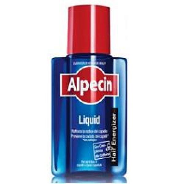 Alpecin Liquid Lozione Energizzante Anticaduta Dopo Shampoo 200 ml