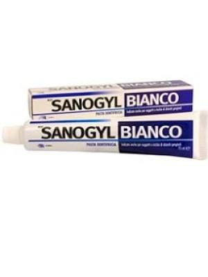Sanogyl Bianco Pasta Dentifricia Disturbi Gengivali 75 ml