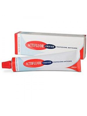Emoform Actifluor Dentifricio Protezione Anticarie Quotidiana 75 ml