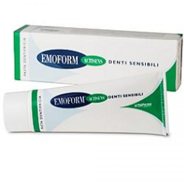Emoform Actisens Dentifricio Denti Sensibili 75 ml
