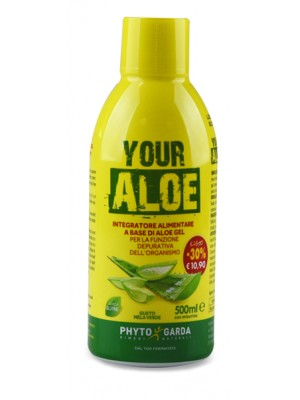 Your Aloe Bio 500 ml - Integratore Depurativo