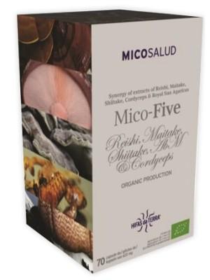 MICO-FIVE Immuno 70 Cps