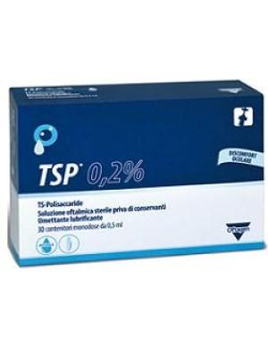 TSP 0,2% Soluzione Oftalmica Sterile 30 Flaconcini