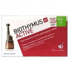 Biothymus Active Trattamento 10 Fiale