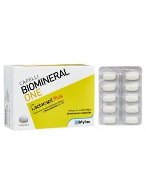 Biomineral One Lactocapil Plus 30 Compresse - Integratore Capelli