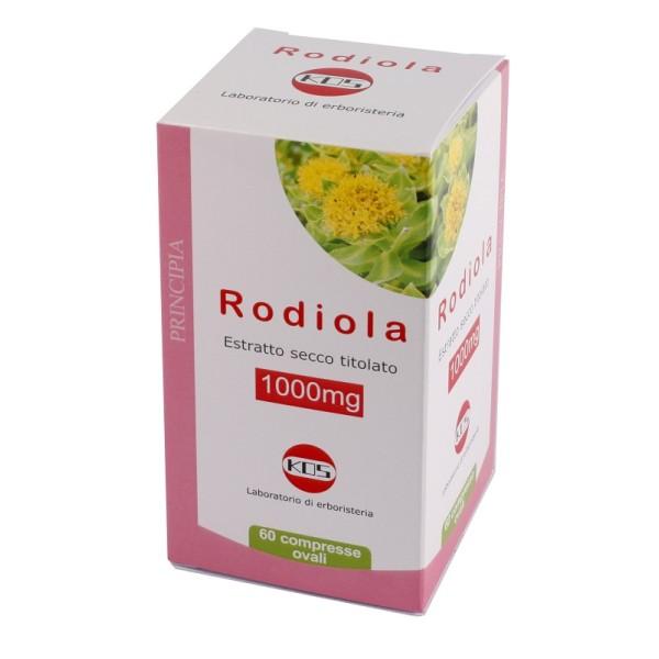 Kos Rodiola 60 Compresse - Integratore Alimentare