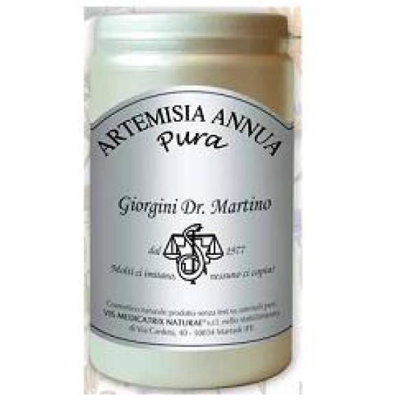 Artemisia Annua Pura Polvere Antimicrobica Pelle e Capelli Dr. Giorgini 180 grammi