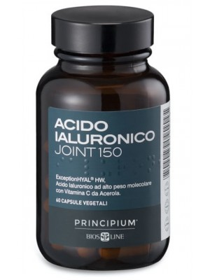 Bios Line Principium Acido Ialuronico Joint 150 60 Capsule - Integratore Alimentare