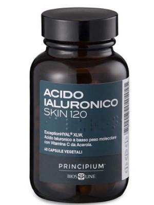 Bios Line Principium Acido Ialuronico Skin 120 60 Capsule - Integratore Pelle