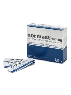 Normast 600 mg 20 Bustine Microgranuli - Integratore Alimentare