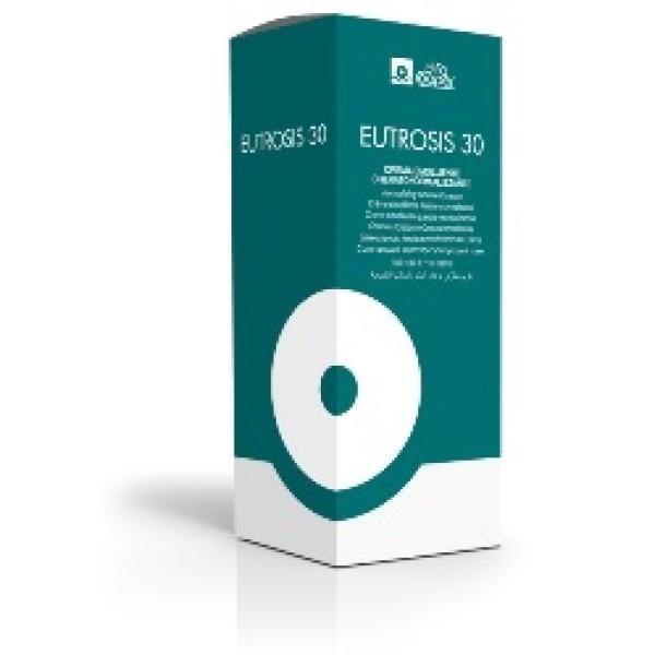 Eutrosis 30 Crema Esfoliante Cheratonormalizzante Pelle Secca 100 ml