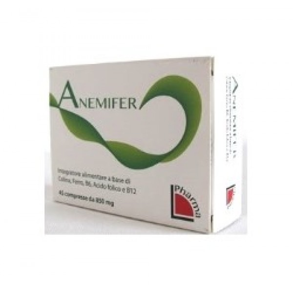 ANEMIFER 600mg 45 Cpr