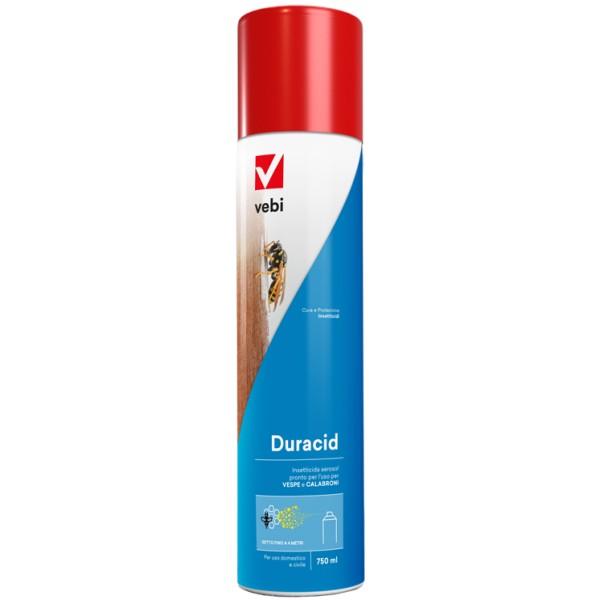 Duracid Spray Vespe Insetticida 750 ml