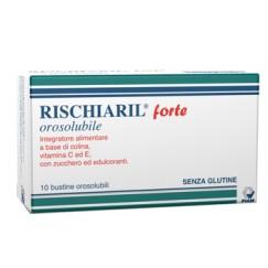Rischiaril Forte 10 Bustine Orosolubili