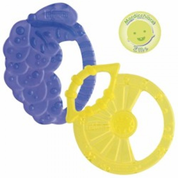 Chicco Massaggiagengive Soft Relax Silicone +2m