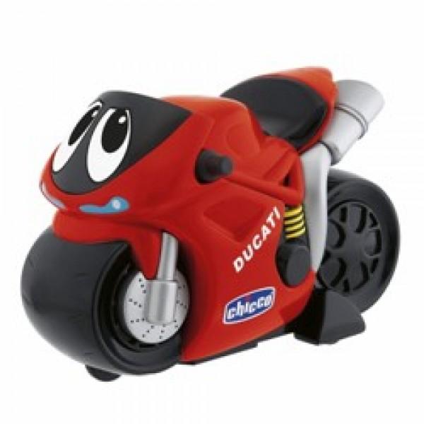 Chicco Gioco Ducati Turbo Touch +12m