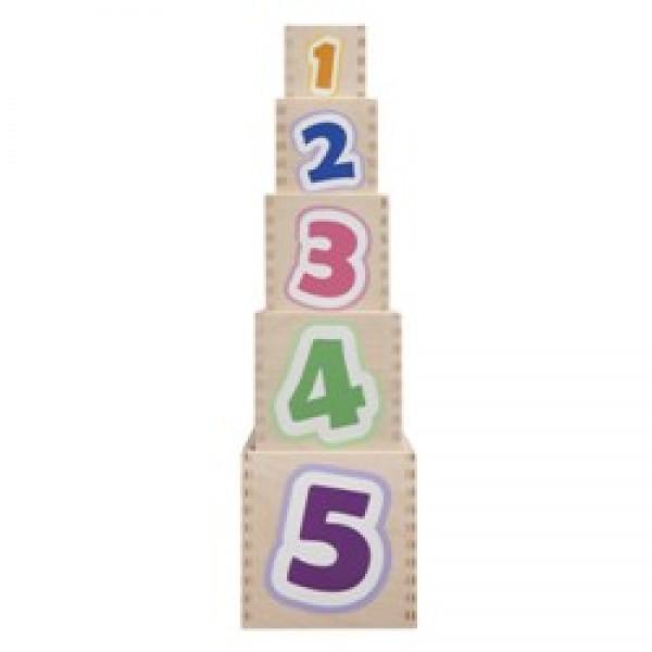 Chicco Gioco Cubi Impilabili +18m
