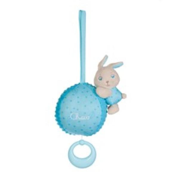Chicco Gioco Carillon Soft Azzurro Neonati