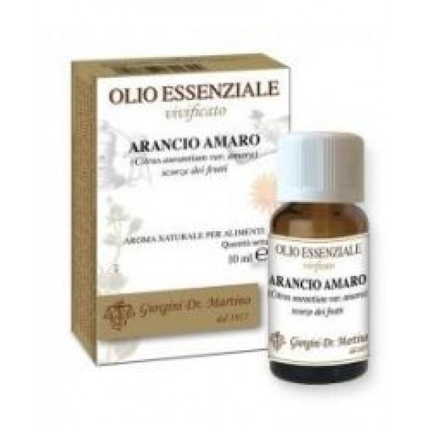 Arancio Amaro Olio Essenziale Dr. Giorgini 10 ml