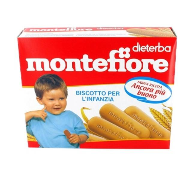 Dieterba Biscotto Montefiore 3 x 360 grammi
