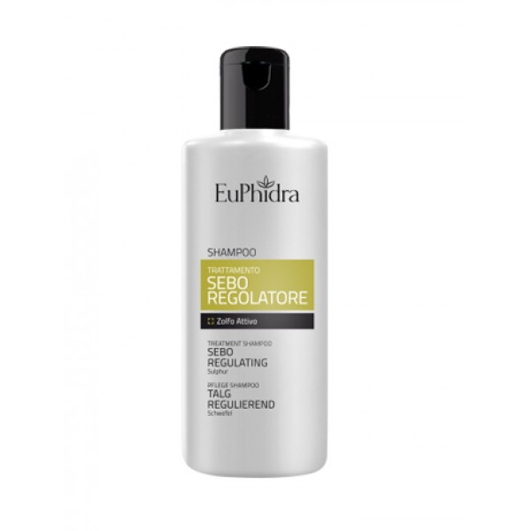 Euphidra Shampoo Seboregolatore 200 ml
