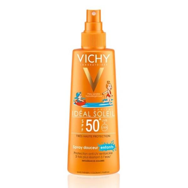 Vichy Ideal Soleil Spray Bambino SPF 50+ 200 ml