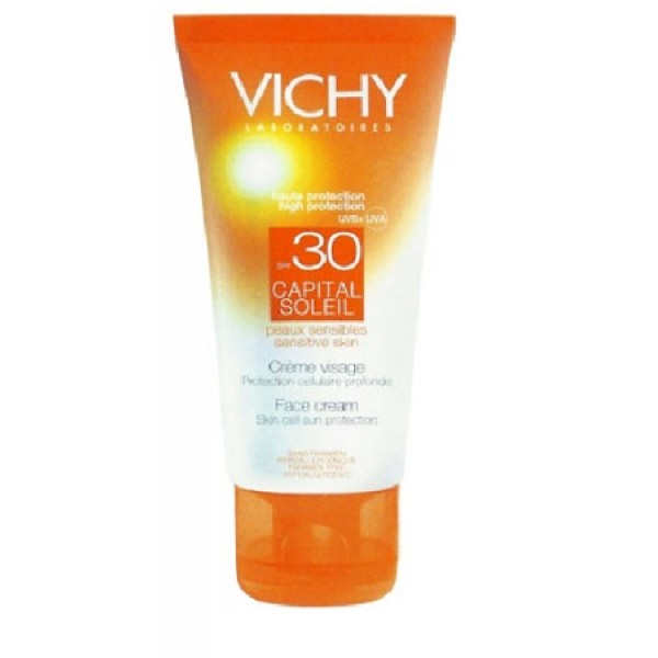 Vichy Capital Soleil Crema Solare Viso SPF 30 50 ml