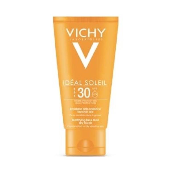 Vichy Ideal Soleil Crema Viso Tocco Secco SPF 30 50 ml