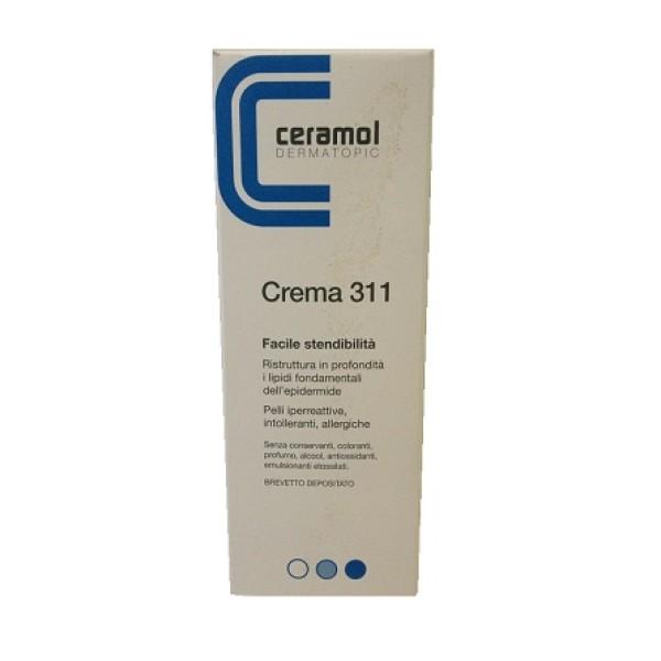 Ceramol Crema 311 ad Azione Emolliente e Lenitiva 200 ml