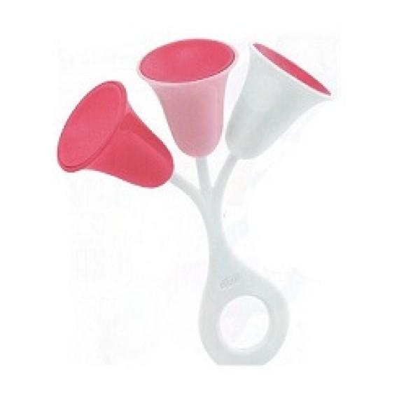 Chicco Gioco Tulipano Sonoro Rosa 3 - 18 Mesi