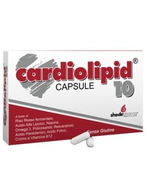 Cardiolipid 10 30 Capsule - Integratore Alimentare
