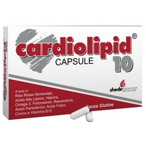 CARDIOLIPID 10 30CPS